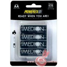 Аккумулятор Maha Powerex Imedion 2400Mah AA 4шт (MHRAAI4)