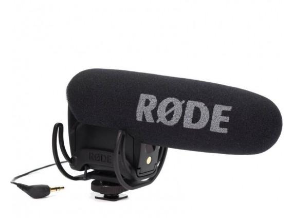 Микрофон пушка Rode VideoMic Pro Rycote