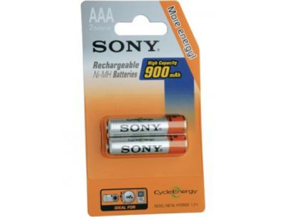 Аккумулятор Sony AAA R03 800 mAh 2шт