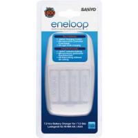 Зарядное устройство Sanyo MQN09-E-4-3UTGB + Eneloop R6 АА (1900mAh)