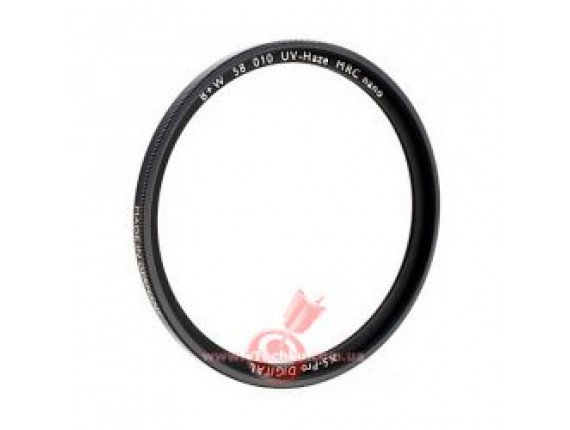 Светофильтр Schneider B+W 010 UV Haze MRC nano XS-Pro Digital 55mm