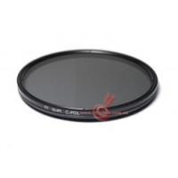 Светофильтр Schneider B+W Circular-Pol Slim 77mm