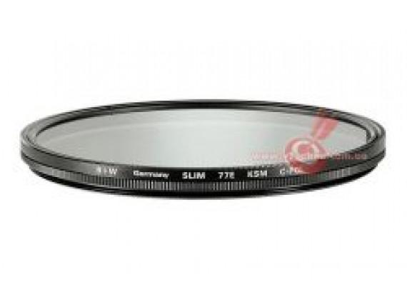 Светофильтр Schneider B+W Kaesemann Circular-Pol Slim MRC 77mm