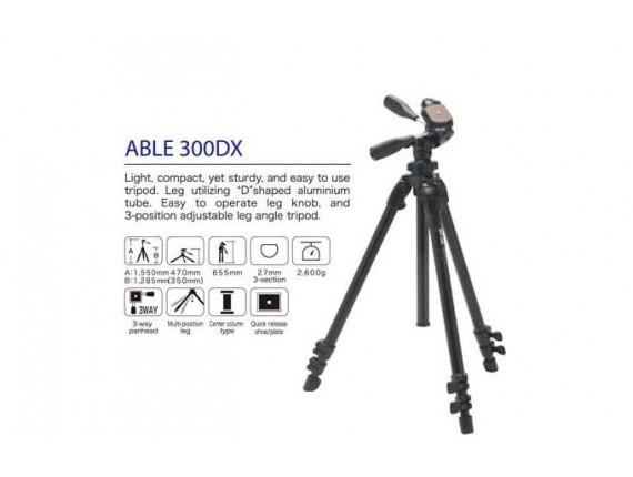 Штатив Slik Able 300 DX