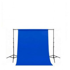 Ворота с фоном SmartLight LS-9113+2427 Blue chroma key KIT