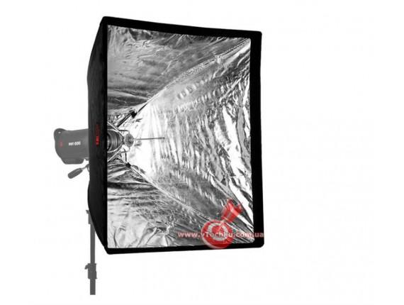 Софтбокс SmartLight Umbrella Square Softbox 100x100см (Bowens)