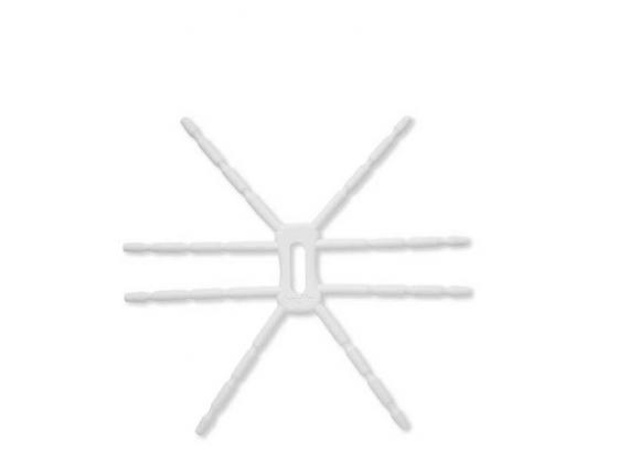 Держатель смартфона Spiderpodium white