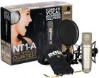 Студийный конденсаторный микрофон Rode NT1-A