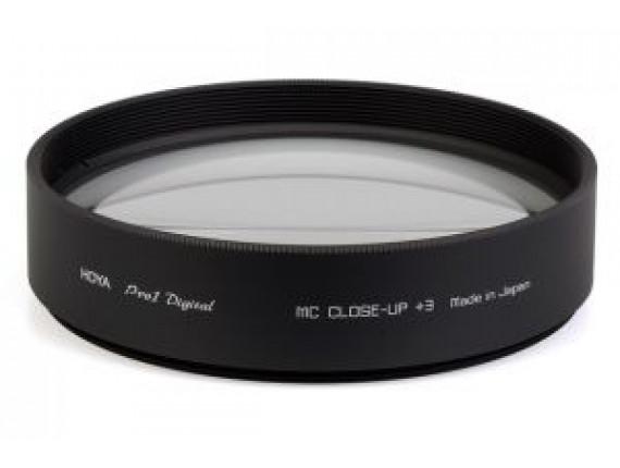 Светофильтр Hoya AC Close-UP +3 Pro1 Digital 62mm