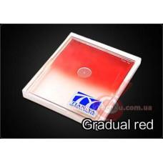 Квадратный фильтр Tian Ya Gradual Red