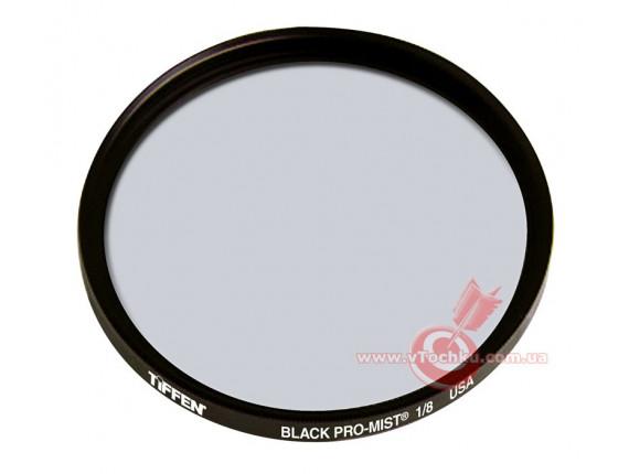 Светофильтр Tiffen 77mm Black Pro-Mist 1/8 Filter