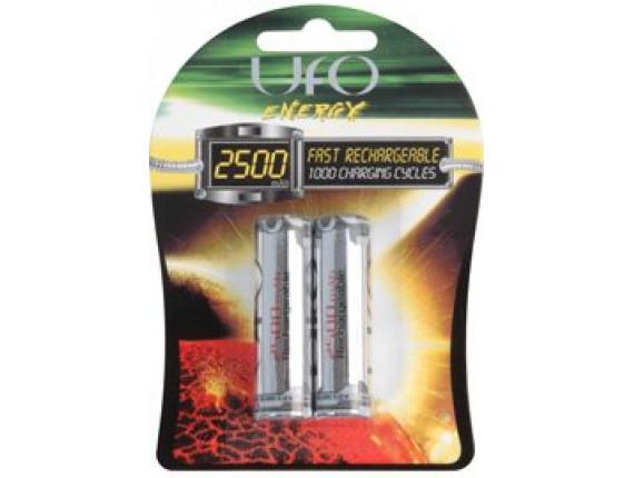 Аккумулятор UFO AA Ni-MH 2500mAh 2шт