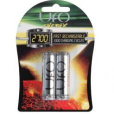 Аккумулятор UFO AA Ni-MH 2700mAh 2шт