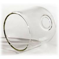 Защитный стеклянный колпак прозрачный с UV Hensel (9454637)