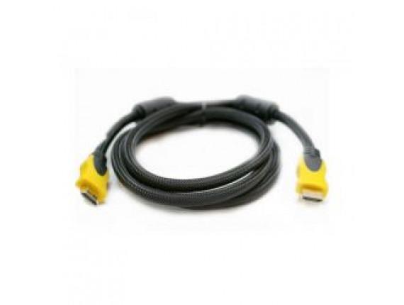 Видео кабель ExtraDigital HDMI to HDMI, 1.5m, Double ferrites, 1.3V (KD00AS1502)