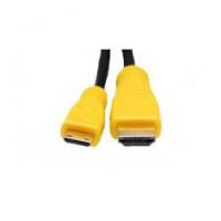 Видео кабель ExtraDigital Mini HDMI to HDMI, 2m, 1.3V (KD00AS1514)