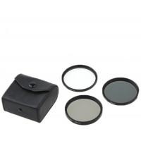 Набор светофильтров Visico Digital Filter Kit 58 mm