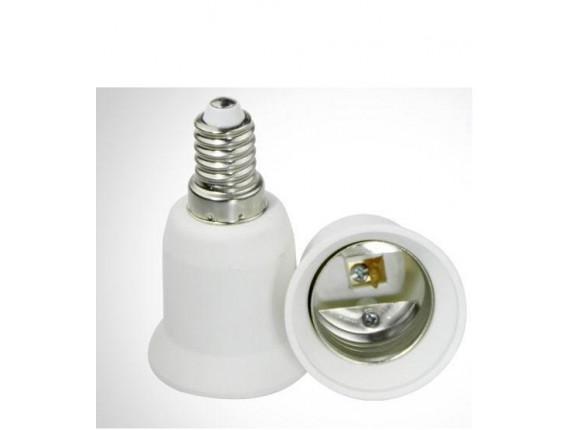 Переходник для лампы Visico E14 to E27