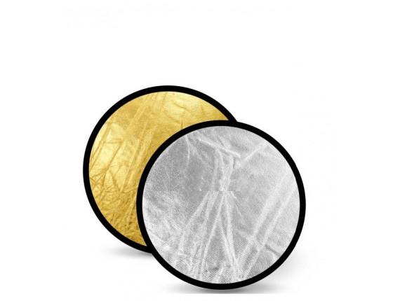 Отражатель Visico RD-020 2 в 1 gold/silver (56см)