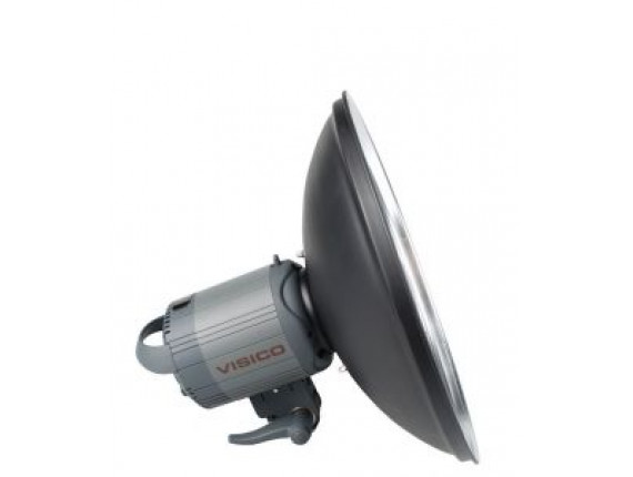 Постоянный свет Visico VC-1000Q + Beauty Dish