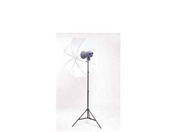 Постоянный свет Visico VC-1000Q + umbrella