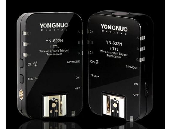 Радиосинхронизатор Yongnuo YN-622N for Nikon i-TTL