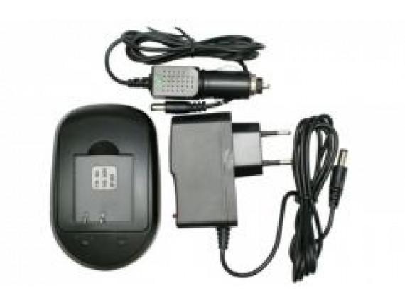 Зарядное устройство ExtraDigital для Panasonic DMW-BCH7E (DV00DV2268)