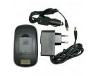 Зарядное устройство ExtraDigital для Canon BP-911, BP-915, BP-930 (LCD) (DV0LCD2219)