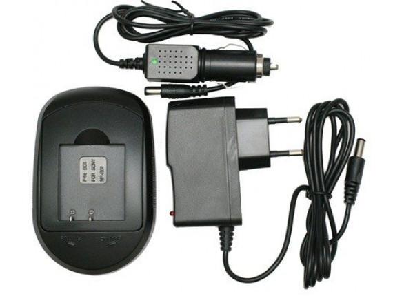 Зарядное устройство ExtraDigital для Canon LP-E10 (DV00DV3033)