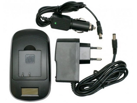 Зарядное устройство ExtraDigital для Canon LP-E6 (LCD) (DV0LCD3030)