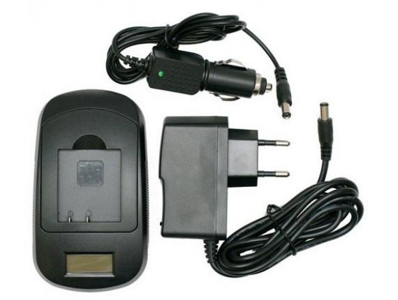 Зарядное устройство ExtraDigital для Canon NB-1L, 1LH, 3L, NP-500, NP-600 (LCD) (DV0LCD2002)