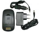 Зарядное устройство ExtraDigital для Casio NP-30 (LCD) (DV0LCD2052)