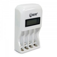 Зарядное устройство ExtraDigital BC180 + 4 AA 2500 mAh (AAC2813)