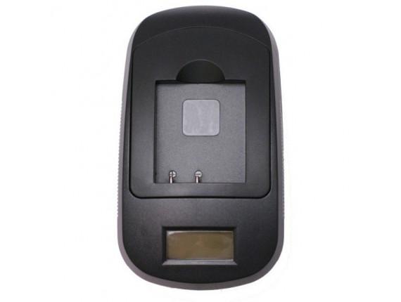 Зарядное устройство ExtraDigital для Olympus BLN-1 (LCD) (CLO2008)