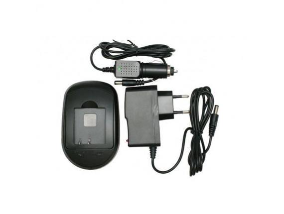 Зарядное устройство ExtraDigital для JVC BN-VM200U (LCD) (DV0LCD2220)