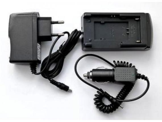 Зарядное устройство ExtraDigital для Casio NP-1, NP-40, KLIC-7005, SB-L0837, L1237, DB-L40, S004 (DV00DV2089)