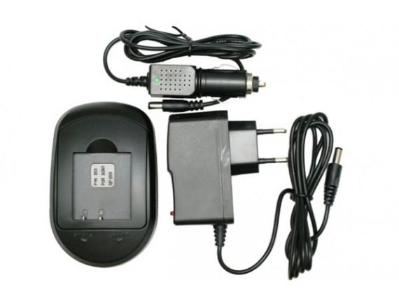 Зарядное устройство ExtraDigital для Casio NP-40, NB-1L, 3L, 4L, NP-500, 600, S004E, D-L18, DR-LB4 (DV00DV2911)