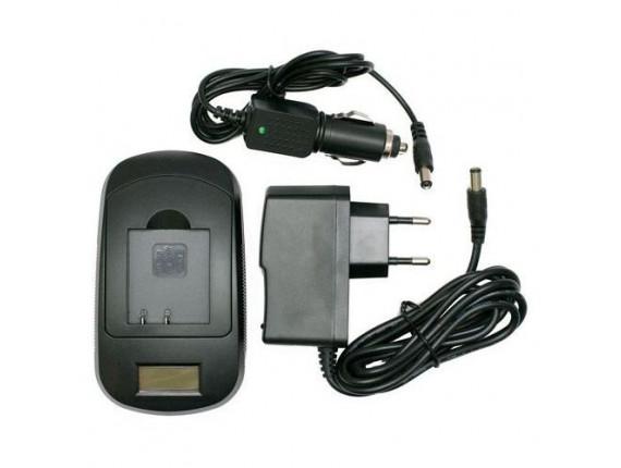 Зарядное устройство ExtraDigital для Nikon EN-EL19, NP-130 (LCD) (DV0LCD3032)