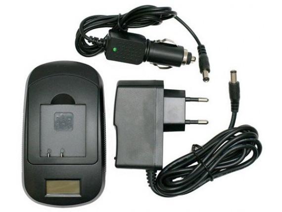 Зарядное устройство ExtraDigital для Nikon EN-EL20 (LCD) (DV0LCD3052)