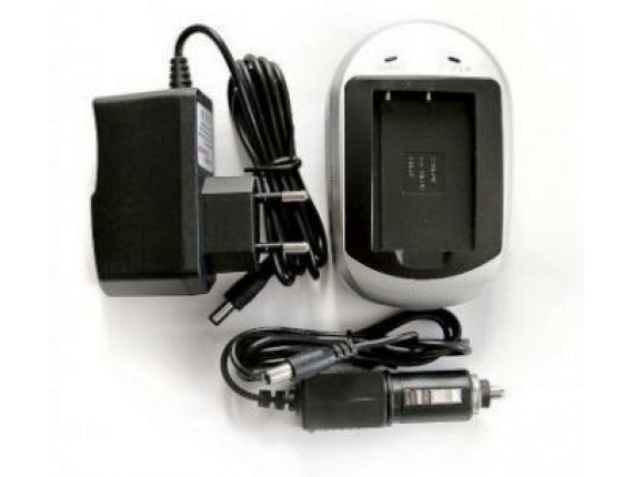 Зарядное устройство ExtraDigital для Olympus Li-30B (LCD) (DV0LCD2027)
