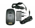 Зарядное устройство ExtraDigital для Olympus Li-40B, Li-42B, D-Li63, KLIC-7006, EN-EL10 (LCD) (DV0LCD2043)