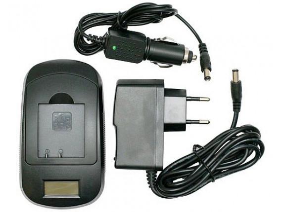 Зарядное устройство ExtraDigital для Olympus Li-50B, NP-BK1, EN-EL11, D-Li78, D-Li92, DB-80 (LCD) (DV0LCD2109)