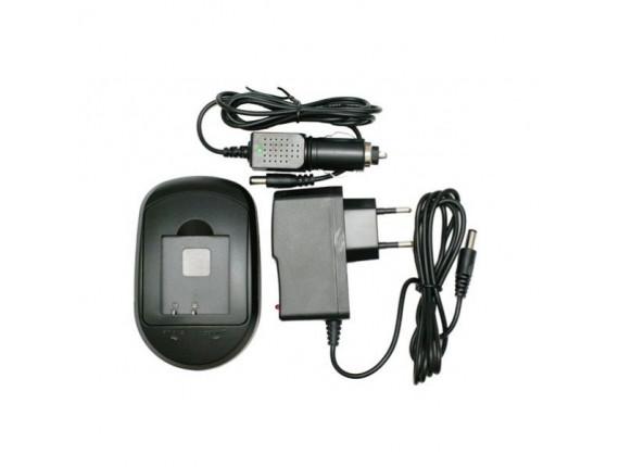 Зарядное устройство ExtraDigital для Panasonic CGR-D120, D220, D320, CGR-D08, DMW-BL14, CGR-S602A (DV00DV2021)