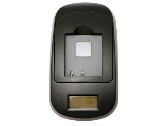Зарядное устройство ExtraDigital для Panasonic DMW-BCE10, S005, S008, NP-70, DB-60, DB-70 (LCD) (DV0LCD2204)