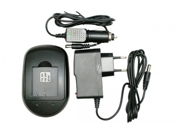 Зарядное устройство ExtraDigital для Panasonic DMW-BCF10, BCG10 (DV00DV3021)