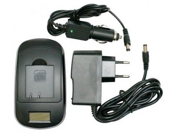 Зарядное устройство ExtraDigital для Panasonic DMW-BLC12 (LCD) (DV0LCD3047)
