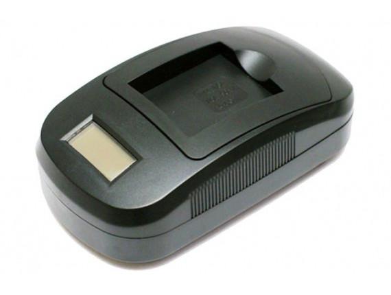 Зарядное устройство ExtraDigital для Panasonic DMW-BLD10 (LCD) (DV0LCD3045)