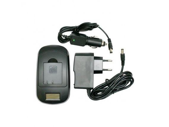 Зарядное устройство ExtraDigital для Panasonic DMW-BM7, S002, S006 (LCD) (DV0LCD2050)
