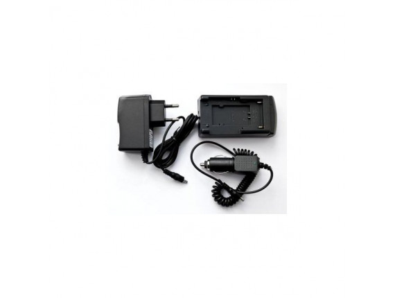 Зарядное устройство ExtraDigital для Panasonic DU21, D08S, D120, S002, VBG130, 260 (DV00DV2092)
