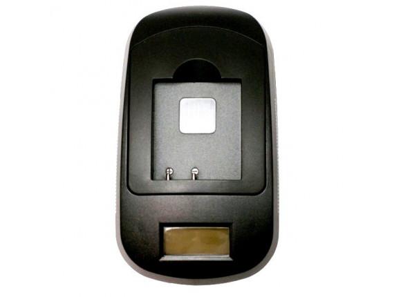 Зарядное устройство ExtraDigital для Panasonic VBK180, VBK360 (LCD) (DV0LCD3022)